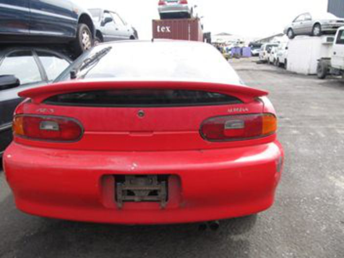 1992 MAZDA AZ-3 AUTOZAM LEFT TAIL LIGHT