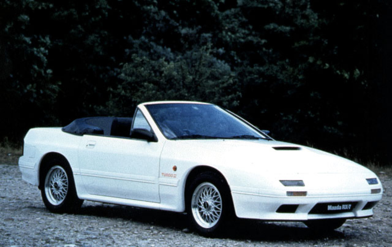 Mazda RX-7 Turbo cab. View Download Wallpaper. 640x403. Comments