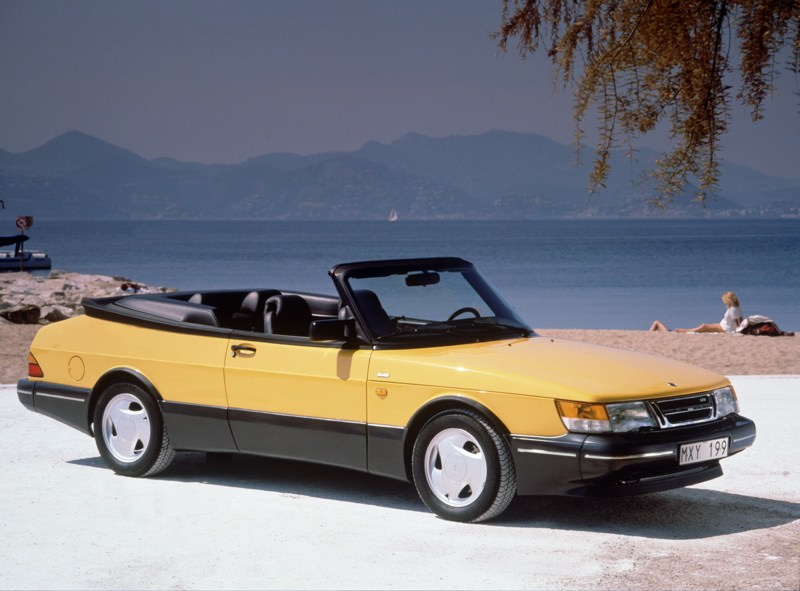 SAAB 900 Turbo cabrio. View Download Wallpaper. 800x591. Comments