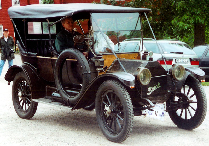 Buick Model 14 Runabout 1911