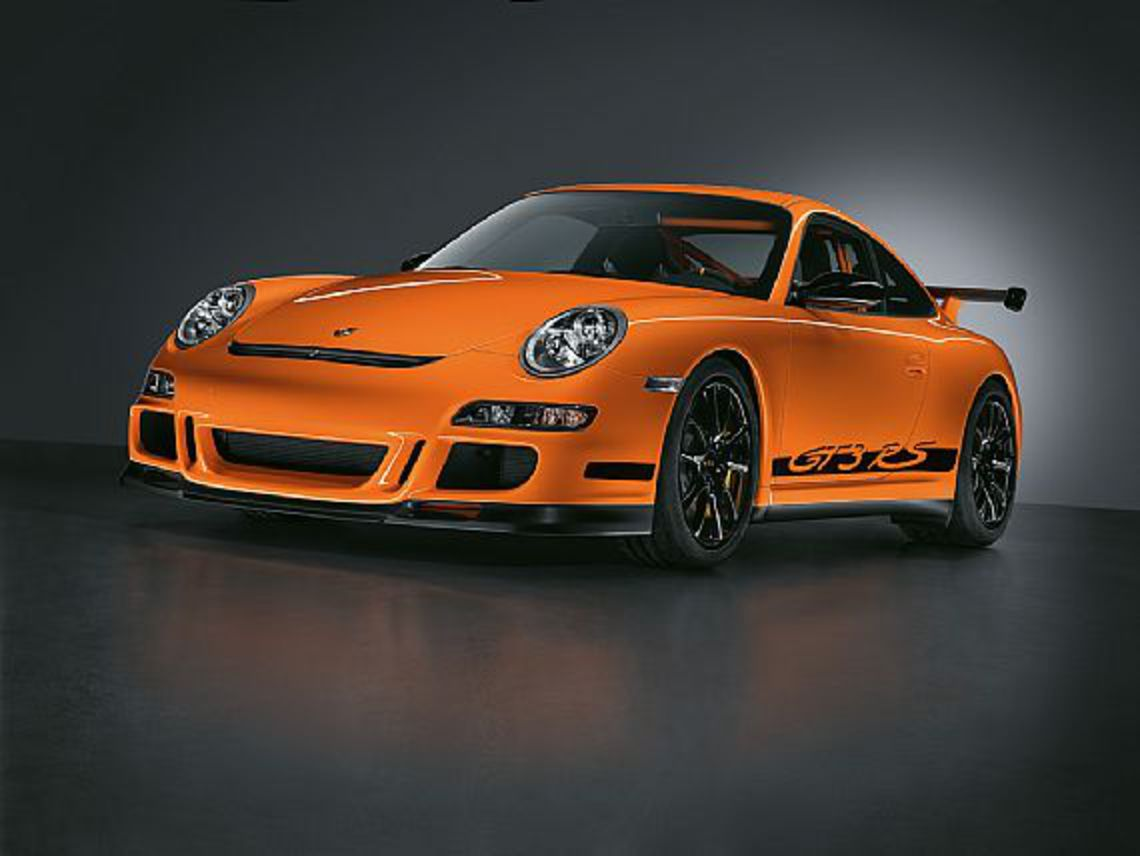 As per the Porsche 911 GT3 RS review the car is placed in the D+ segment in