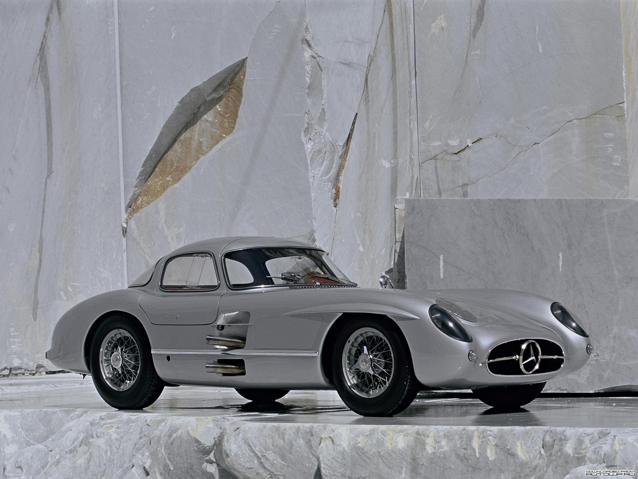Mercedes-Benz 300 sl закат скачать