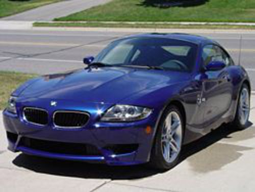 2006 Z4 M Coupe