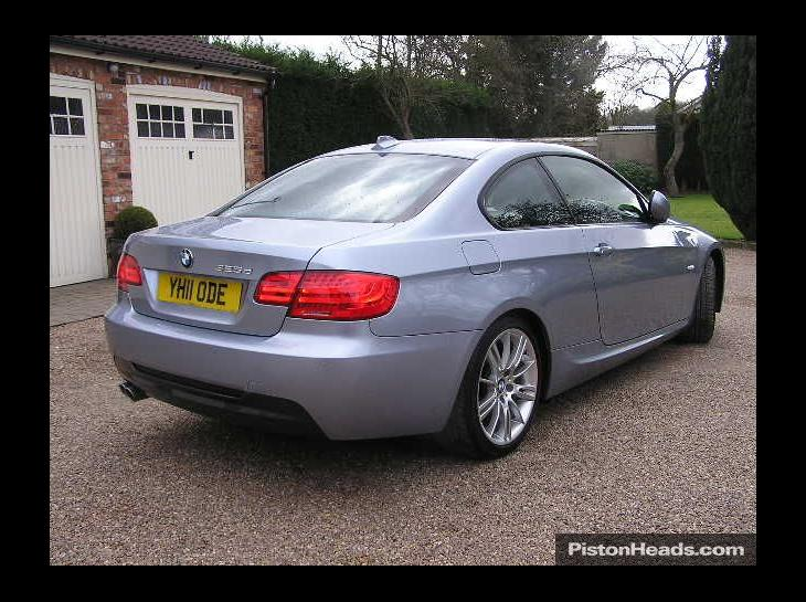 2011 Bmw 325d M Sport Auto High Spec Nav Leather 18 Inch Alloys ++ Diesel