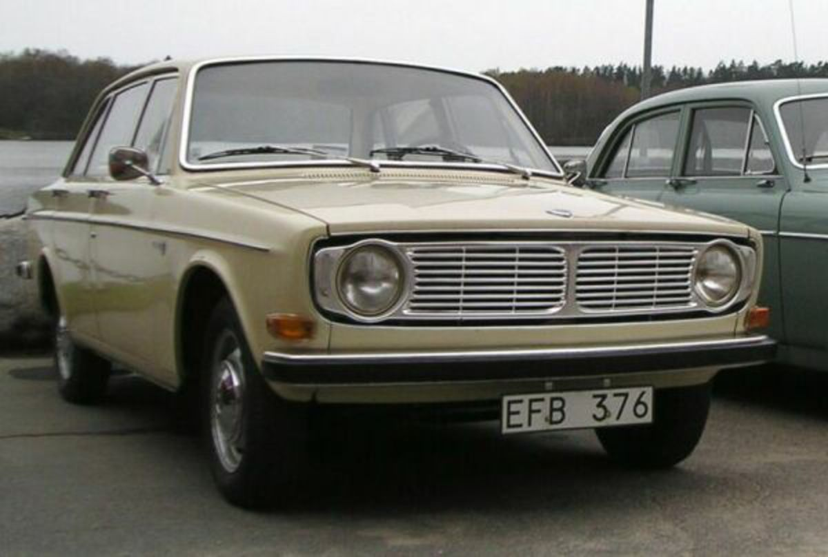 Volvo 144. View Download Wallpaper. 600x404. Comments