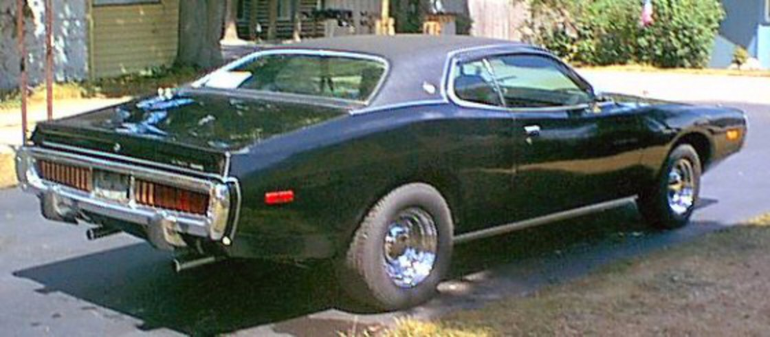 1973 Dodge Charger SE Brougham - Very nice and solid car,