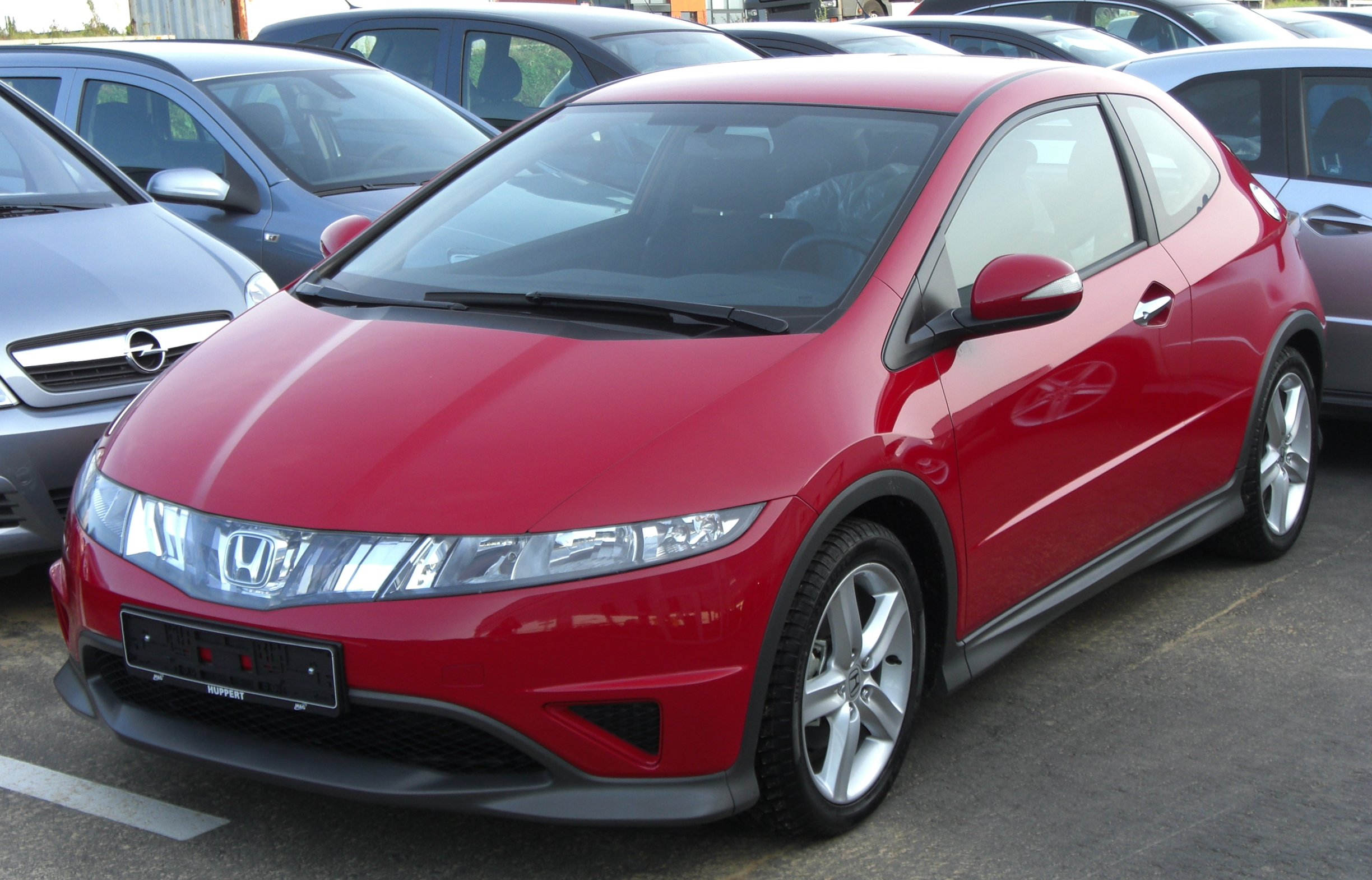 File:Honda Civic Type S front.JPG
