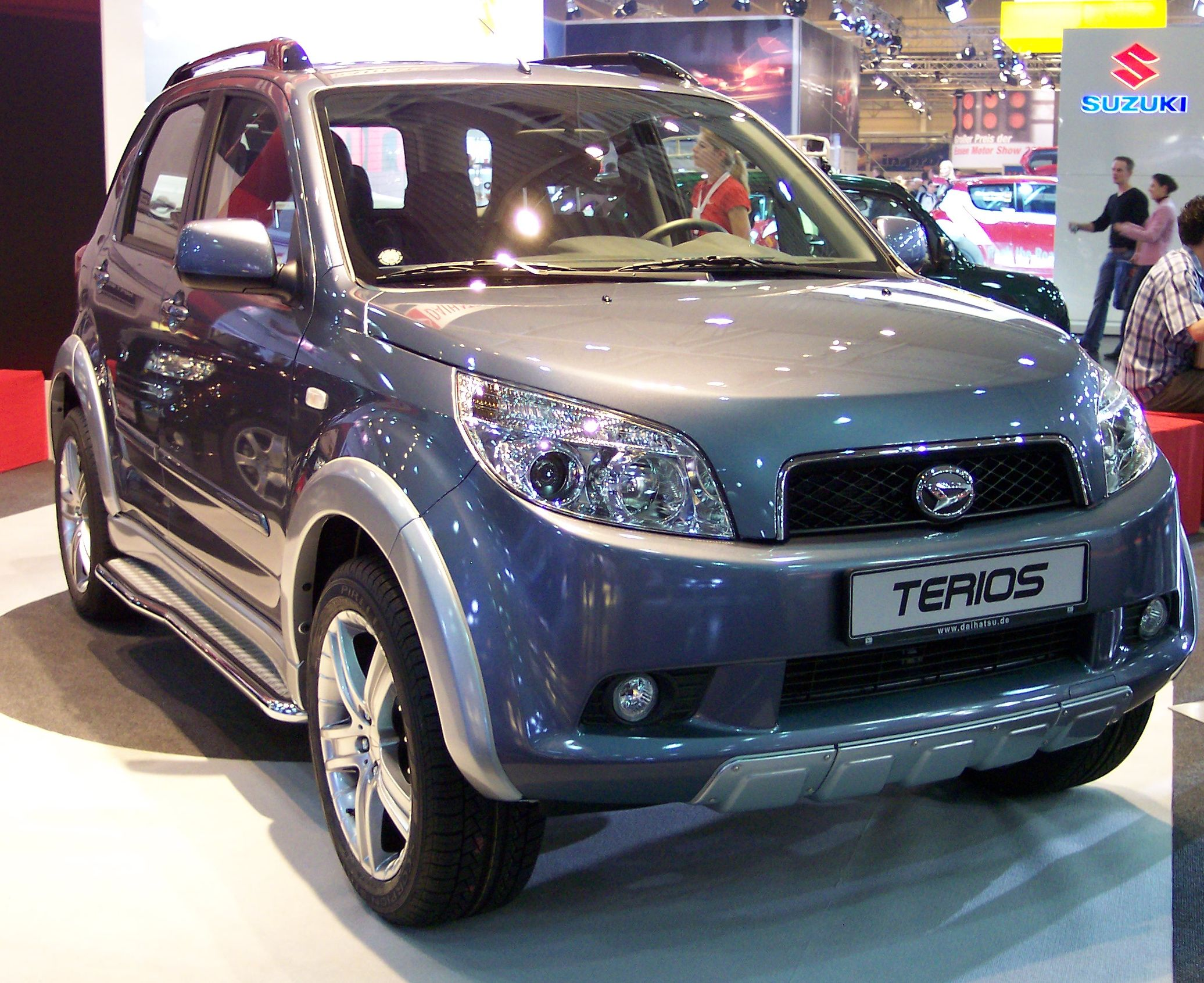 File:Daihatsu Terios 2006 vr steel EMS.jpg - Wikimedia Commons