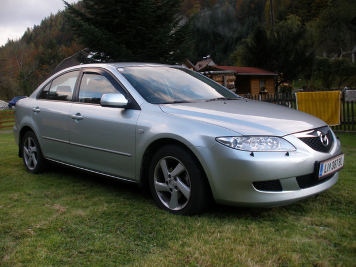 Mazda 6 CD136 TE. View Download Wallpaper. 620x465. Comments