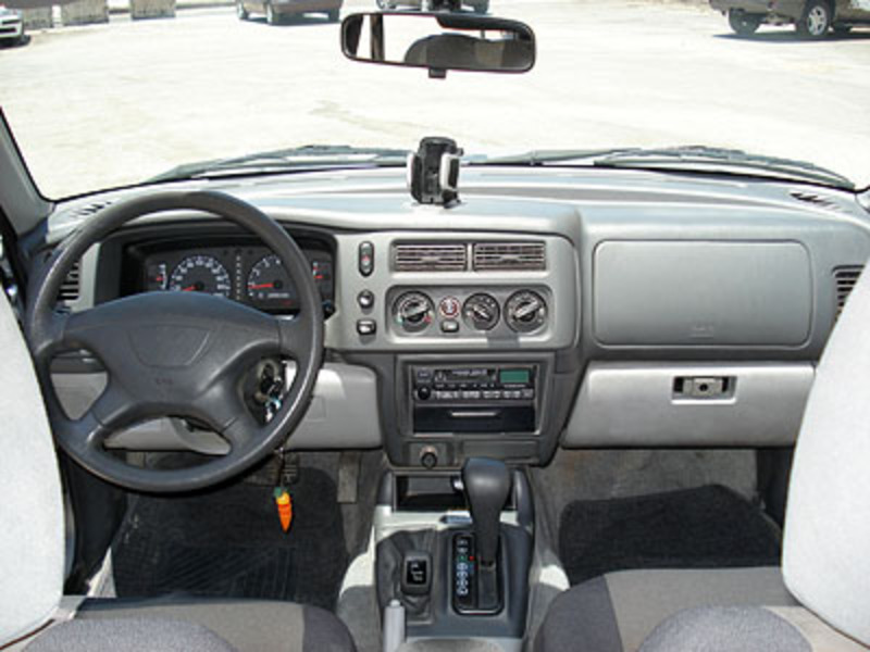 Mitsubishi Nativa GLS. View Download Wallpaper. 400x300. Comments
