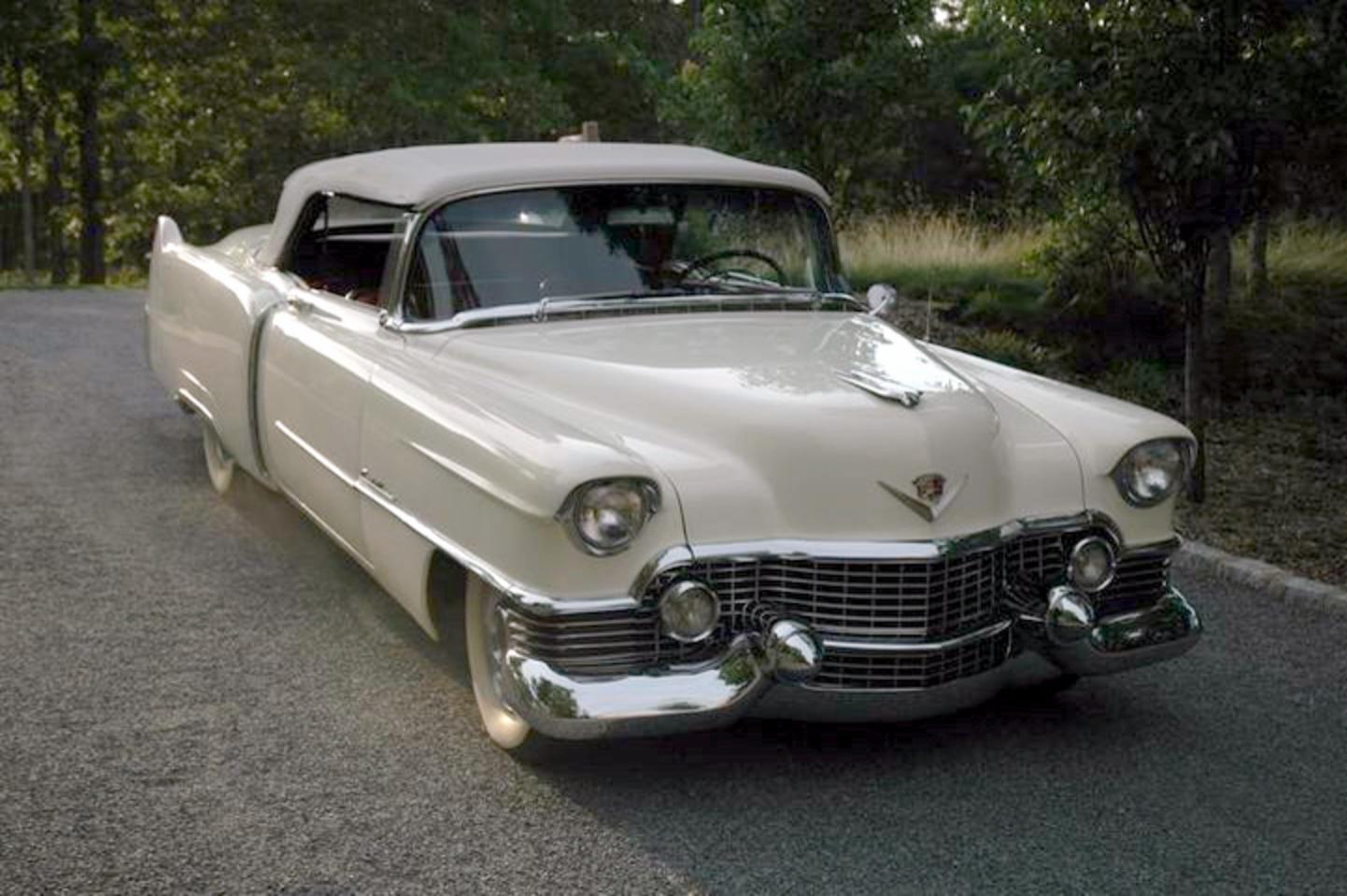 Topworldauto Photos Of Cadillac Series 62 Convertible Photo 1951 1954 Chassis 546203284