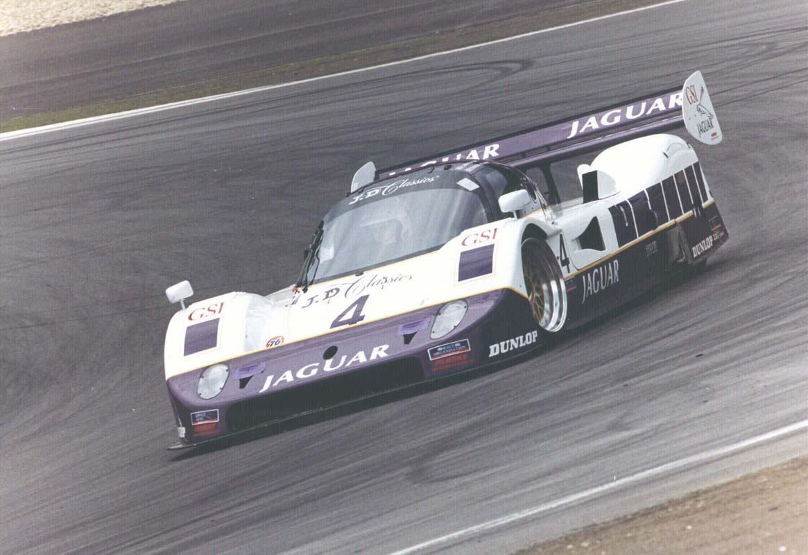 TopWorldAuto >> Photos of Jaguar XJR 11 - photo galleries