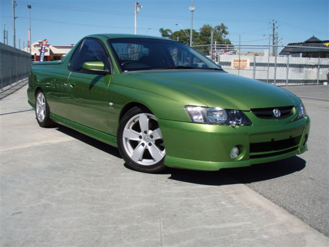 Ferguson Buick Gmc >> TopWorldAuto >> Photos of Holden VY SS Ute - photo galleries
