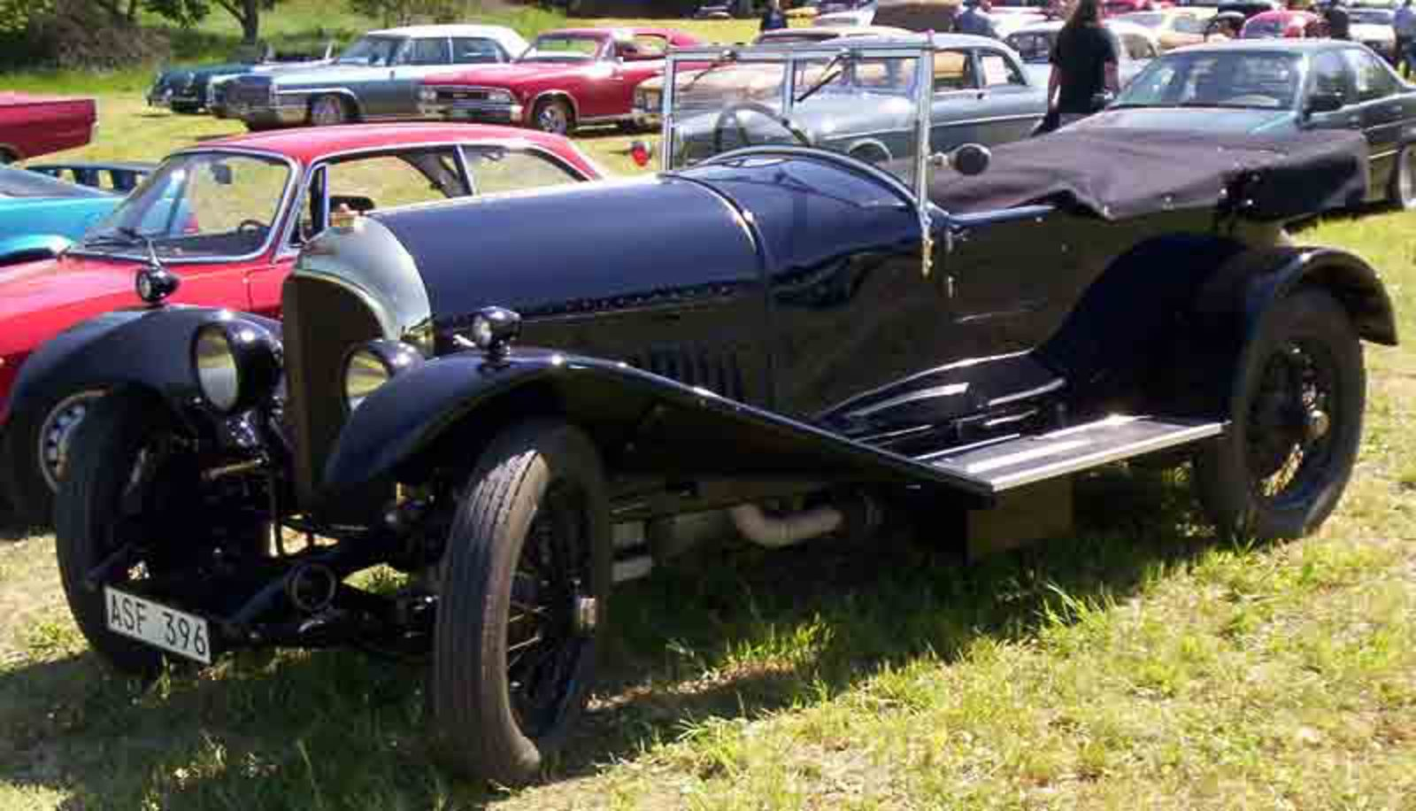 File:Bentley 3-Litre 1924.jpg - Wikimedia Commons