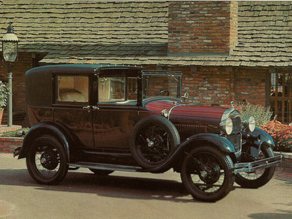 Topworldauto Gt Gt Photos Of Ford Model A Town Car Photo