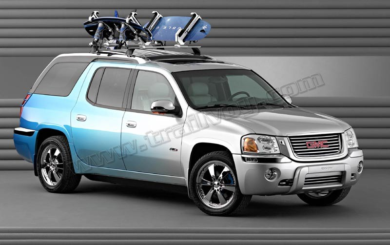 topworldauto photos of gmc envoy xuv photo galleries. Black Bedroom Furniture Sets. Home Design Ideas