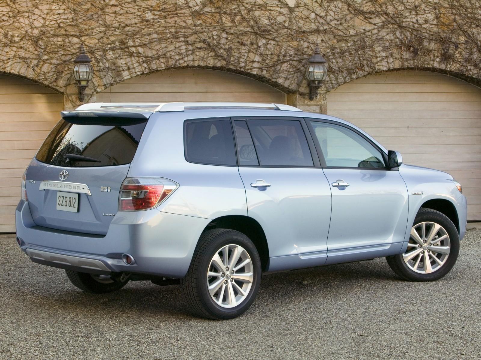 Toyota Highlander Hybrid - Consumer Reports