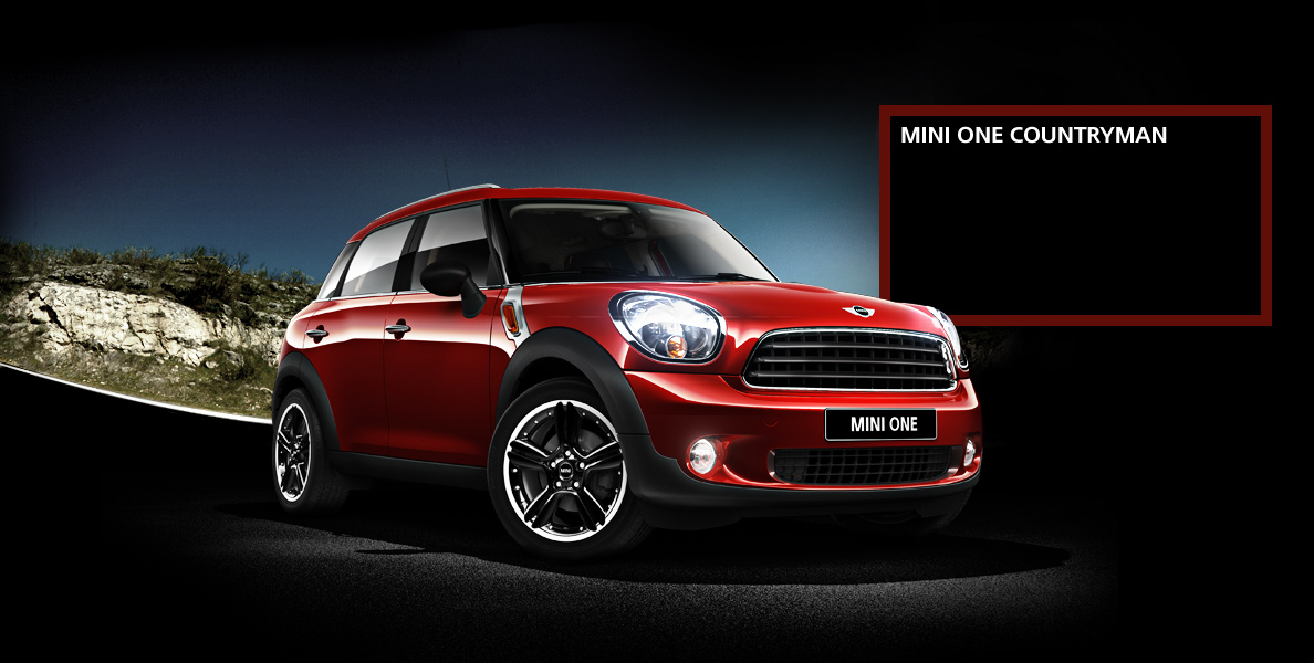 MINI.com - MINI One Countryman