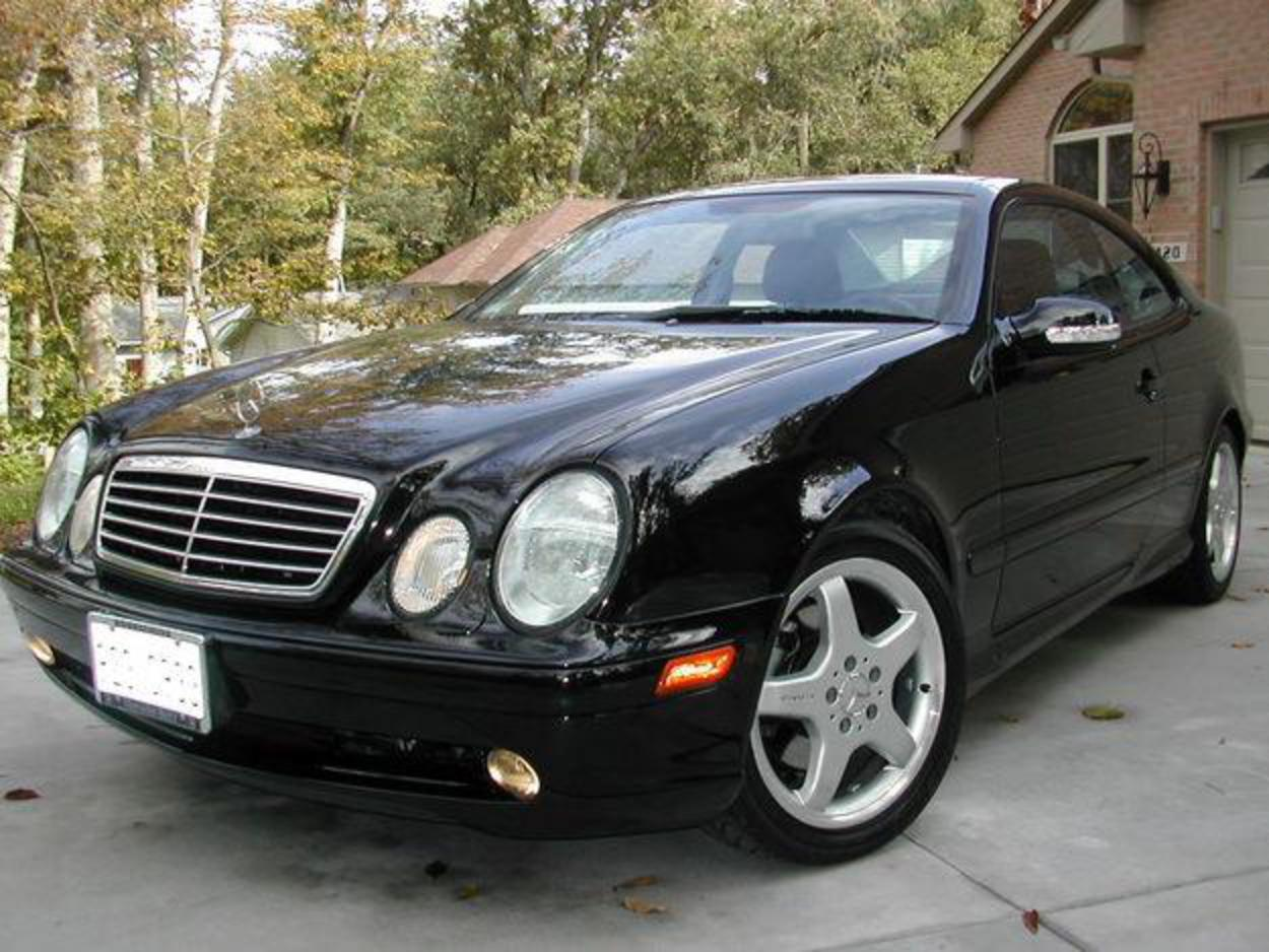 Topworldauto Photos Of Mercedes Benz Clk 430 Photo Galleries