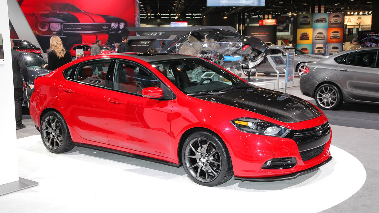 Slide 6 - 2013 Dodge Dart GTS 210 Tribute Photo - Road & Track