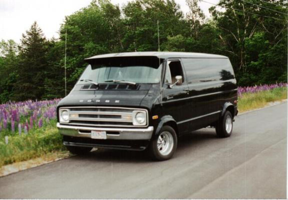 Page One. scurvy_dog's 1977 Dodge Ram Van ? This is my 77 Dodge Tradesman
