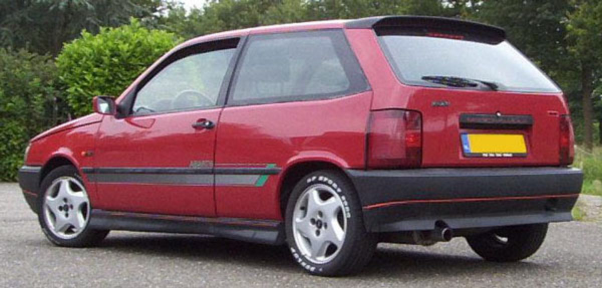 Fiat Tipo V E Ca