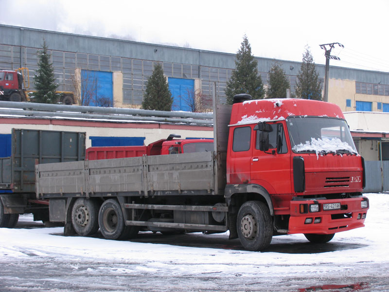 Liaz 122. Best photos and information of model.