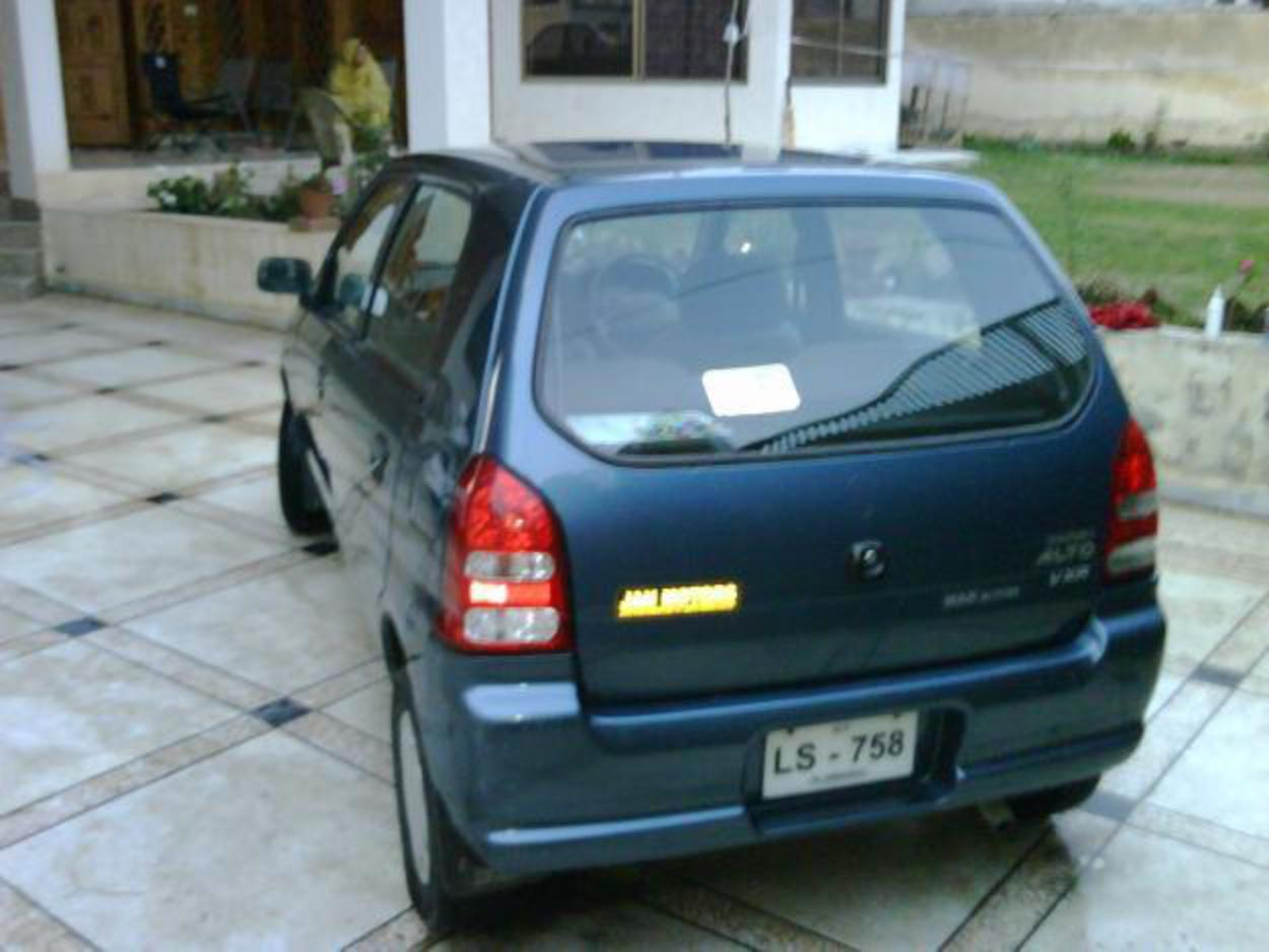 Pictures of Suzuki Alto VXR for Sale (urgent)