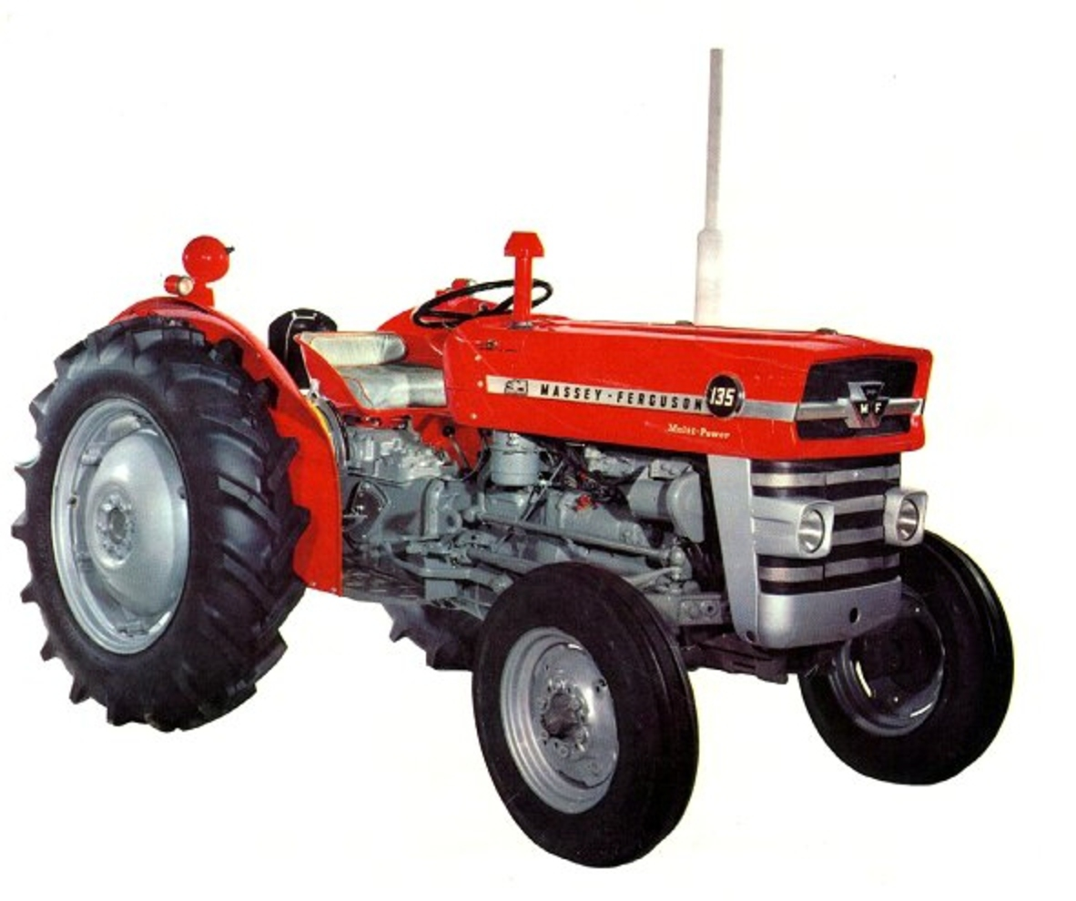 Ferguson Buick Gmc >> TopWorldAuto >> Photos of Massey Ferguson 135 - photo galleries