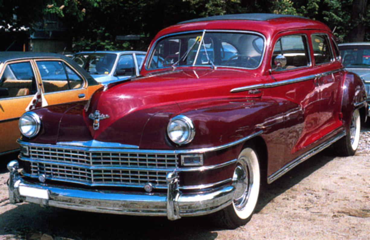 Topworldauto Photos Of Chrysler Windsor Photo Galleries 1948 Wiring Diagram 03