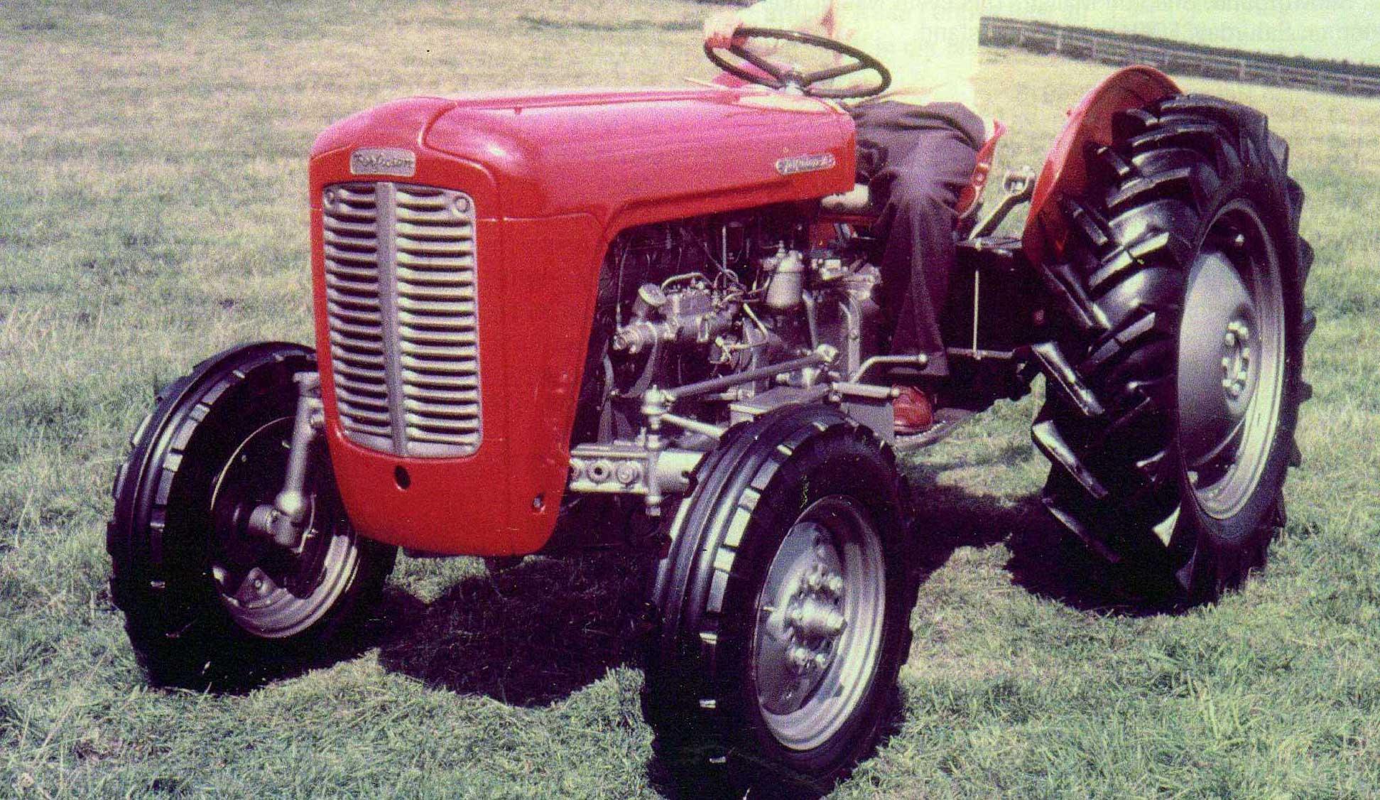 Ferguson Tractor Decals : Topworldauto gt photos of massey ferguson photo galleries