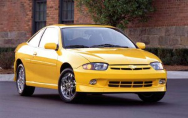 2003 Chevrolet Cavalier LS Sport 2dr Coupe. To appraise a vehicle,
