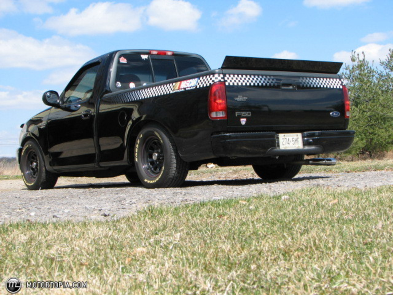 Ford F Nascar Edition View Download Wallpaper X Comments Ae E