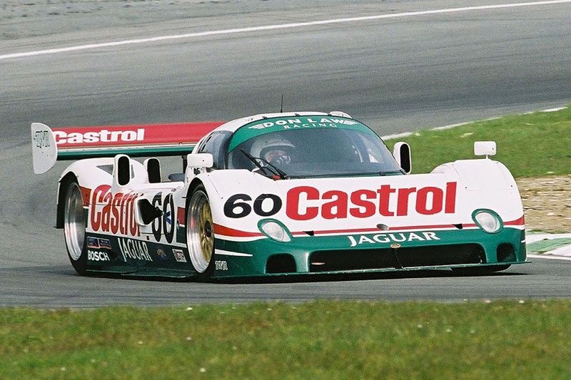 TopWorldAuto >> Photos of Jaguar XJR-10 - photo galleries