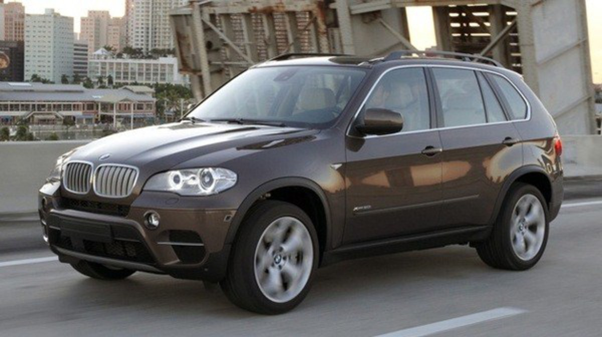Bmw x5 50i (536 comments) Views 7960 Rating 32