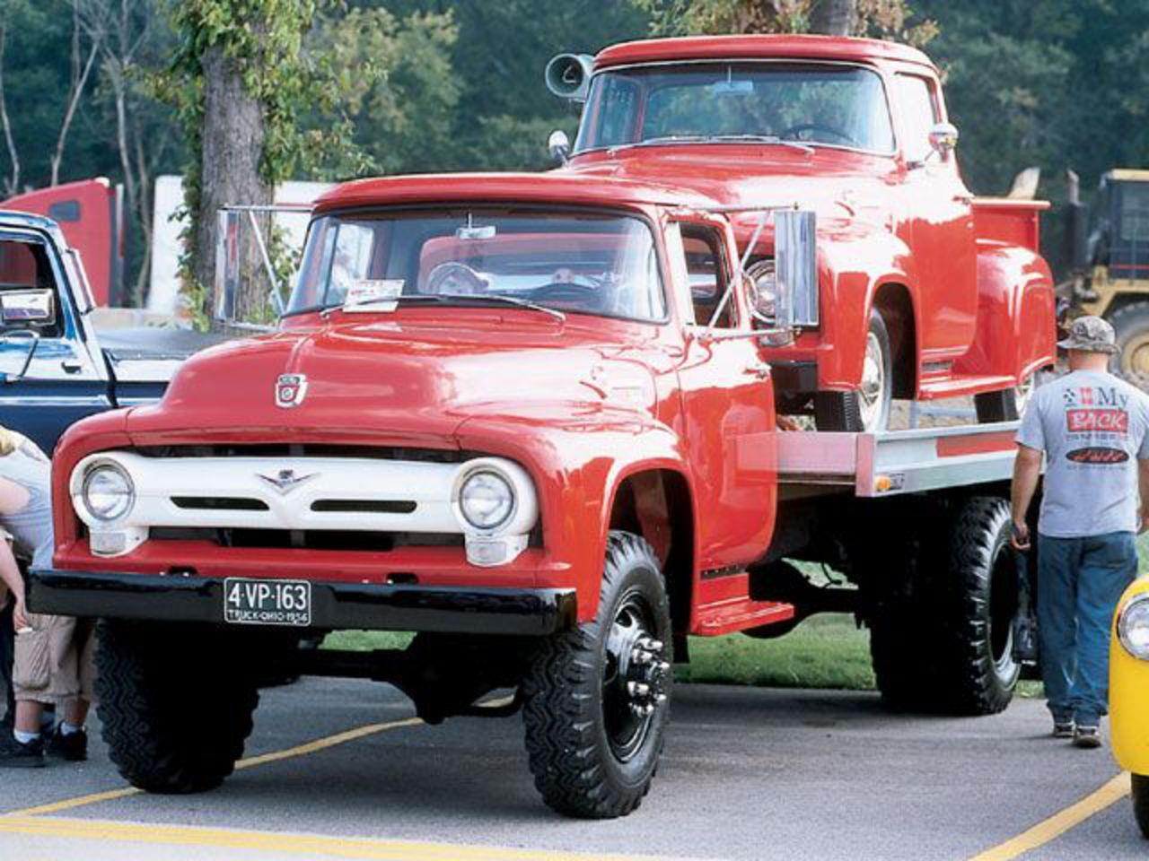 TopWorldAuto >> Photos of Ford F600 - photo galleries on