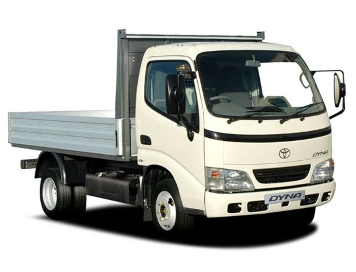 Toyota Dyna 6500. View Download Wallpaper. 574x438. Comments