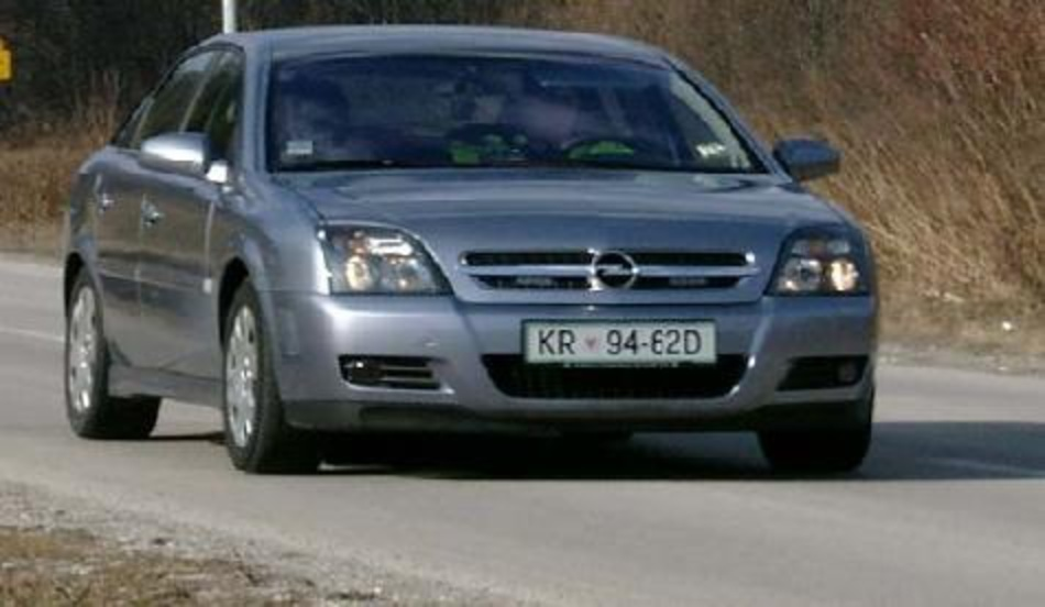 Opel Vectra 32 V6 GTS: 07 photo