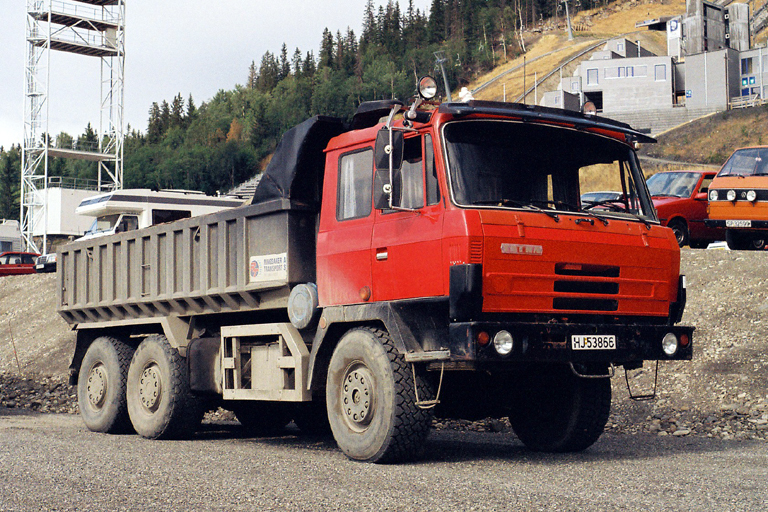 Tatra 815 (1994-1) Tatra Photo album by Spark
