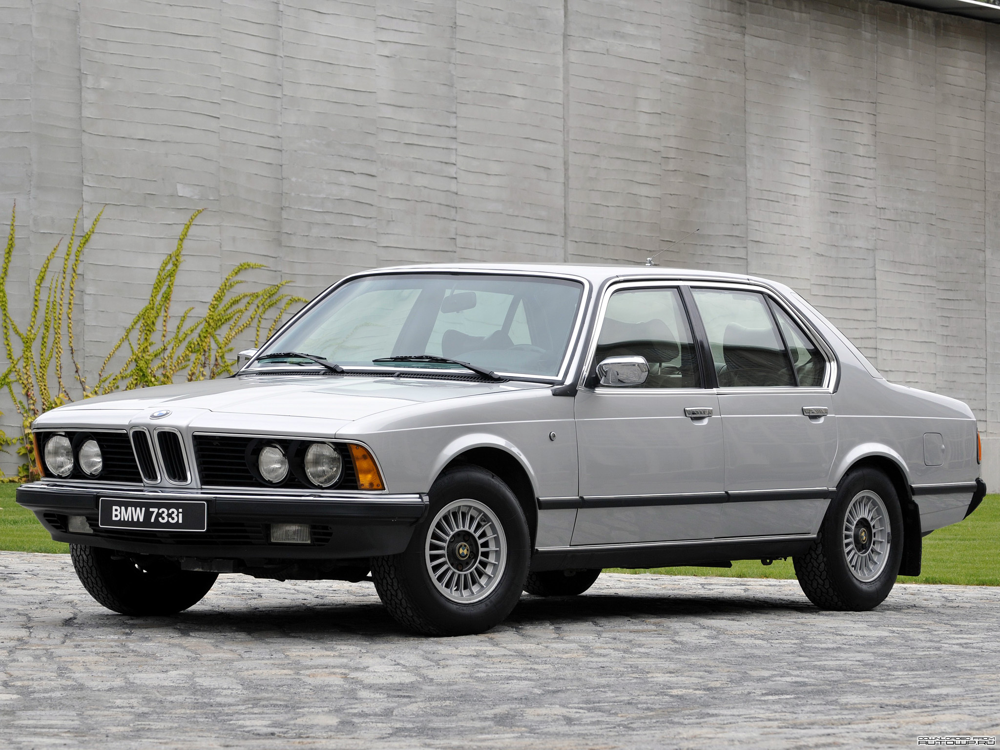 Bmw 7 Series E23 733i Electrical Troubleshooting Manual 1982 Wiring Diagram And Security 039197786