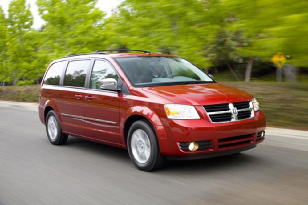 Soccer Mobiles and Sing Alongs: How a 2008 Dodge Grand Caravan Transmission