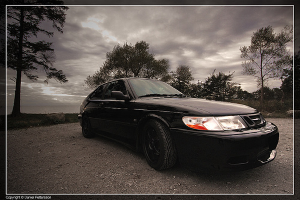 "Saab 900 ""Viggen"". Another shot with my new Sigma 10-20mm."