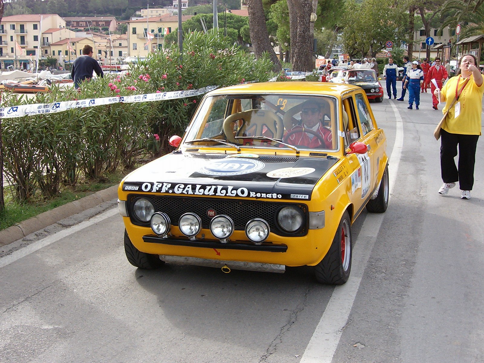 Topworldauto Gt Gt Photos Of Fiat 128 Abarth Photo Galleries