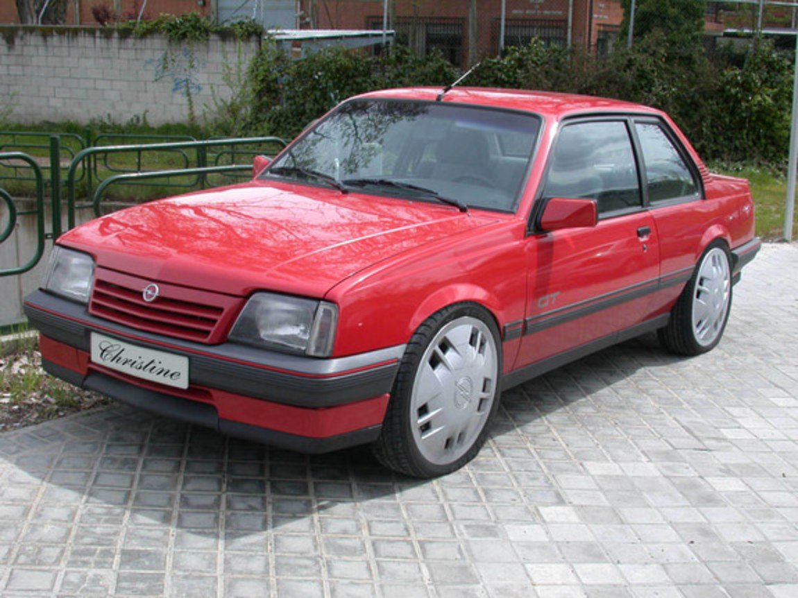 Opel Ascona S. View Download Wallpaper. 575x431. Comments