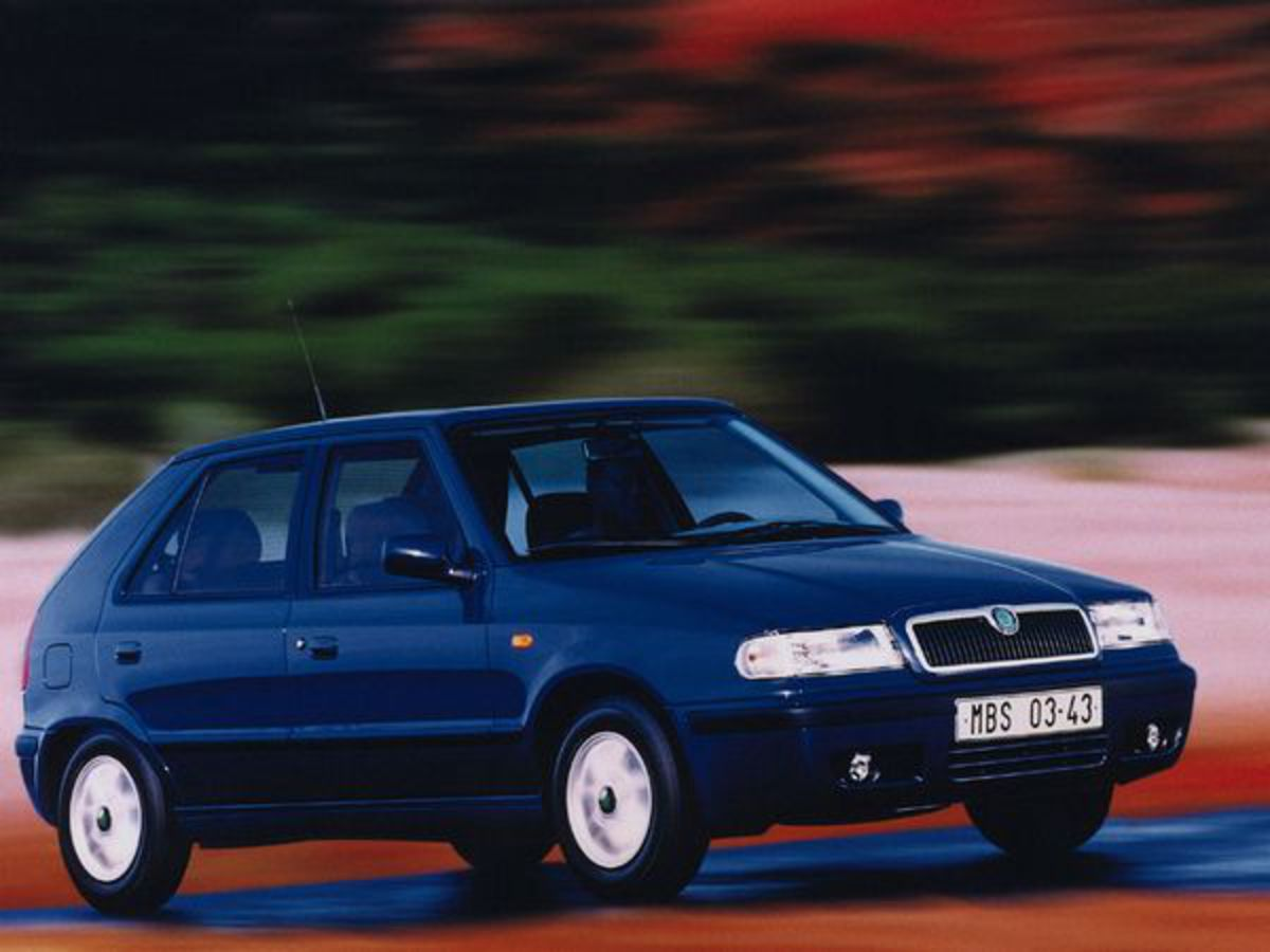 Topworldauto Photos Of Skoda Felicia Photo Galleries