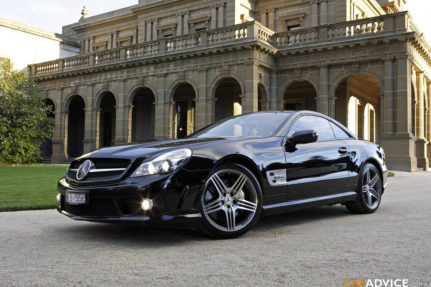 2008 Mercedes-Benz SL-Class Roadster. Since the introduction of the iconic