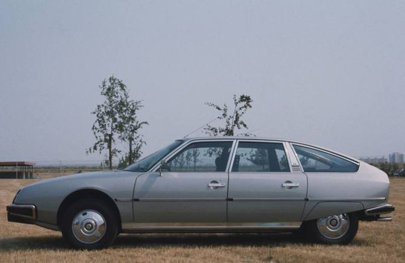 Citroen CX 2400 Injection - cars catalog, specs, features, photos, videos,