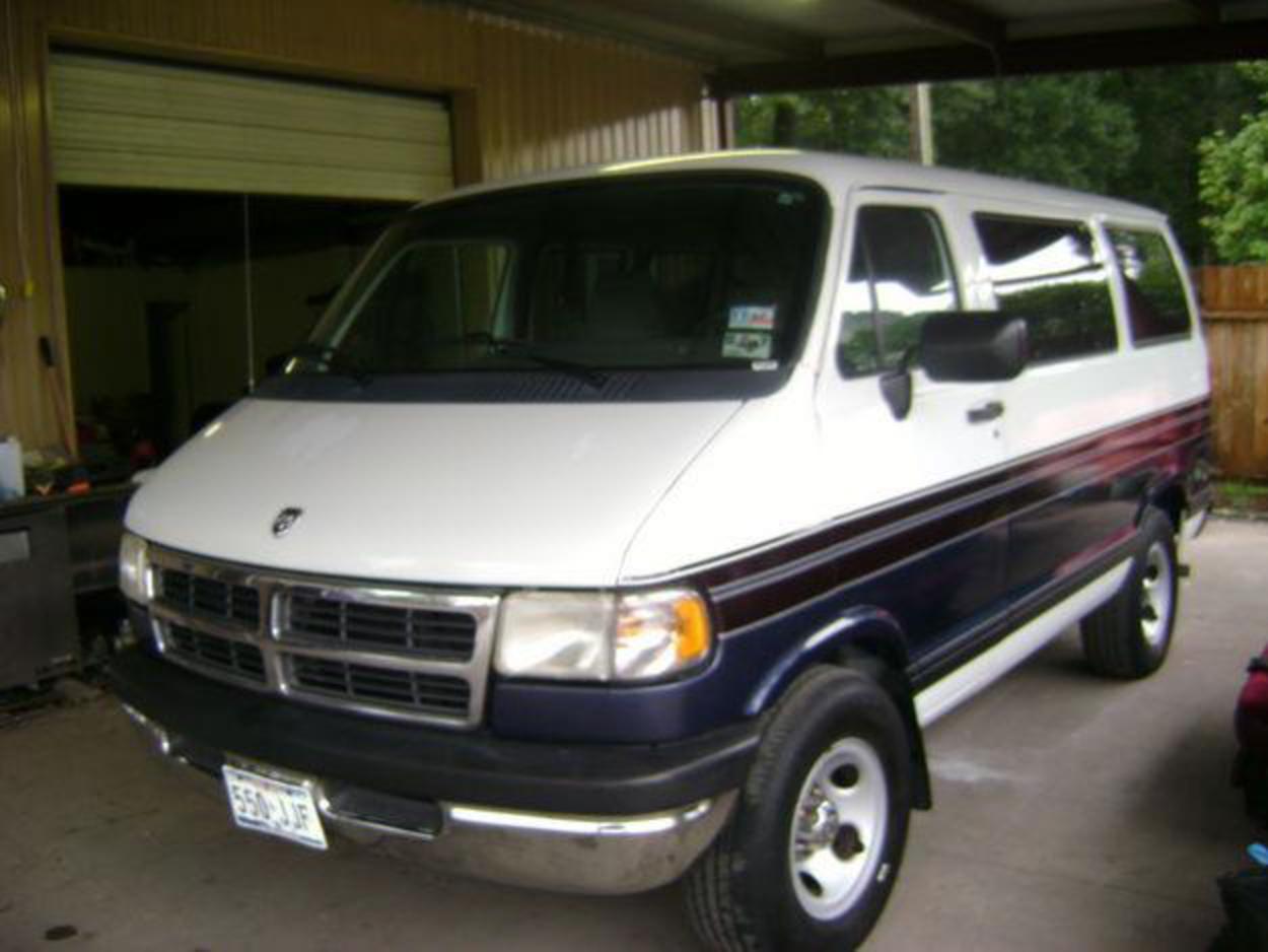 Topworldauto Photos Of Dodge Ram Van 2500 Photo Galleries