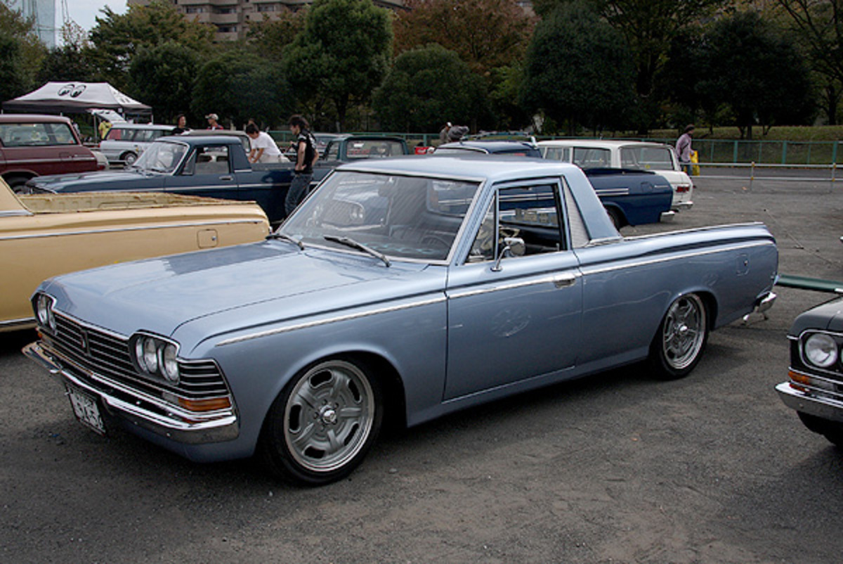 Toyota Crown pickup. View Download Wallpaper. 600x401. Comments
