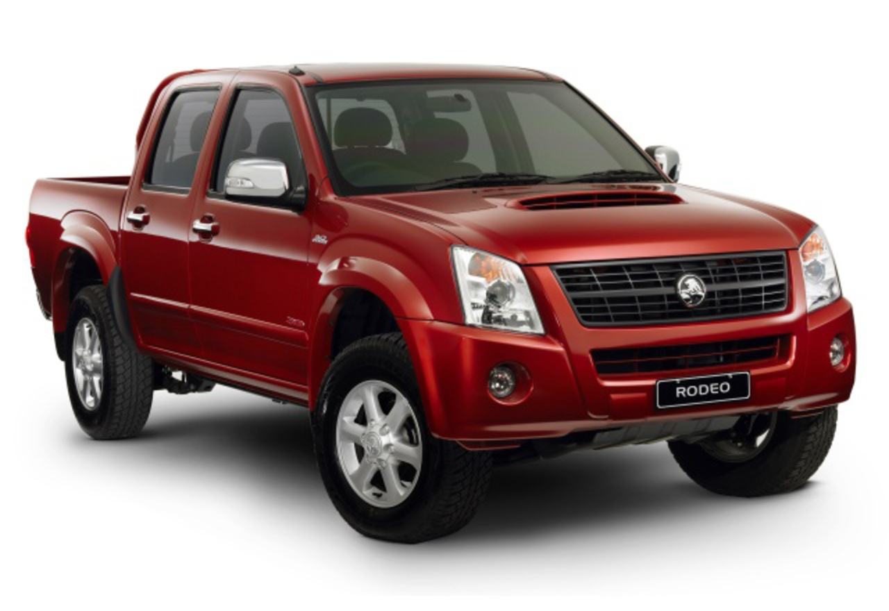 2003-2008 Holden Rodeo Reviews